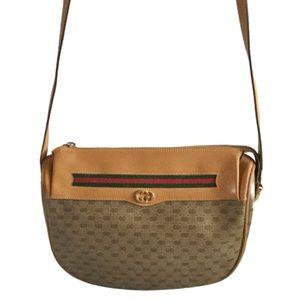 HOST PICK Vintage Gucci Crossbody Bag